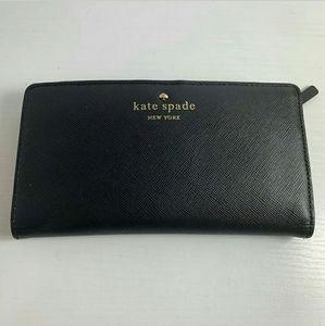 Kate Spade New York Black Wallet